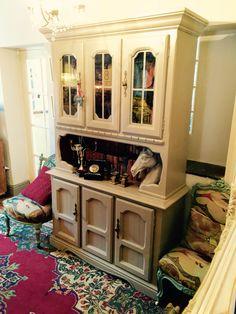 Old dresser painted In Fargo
