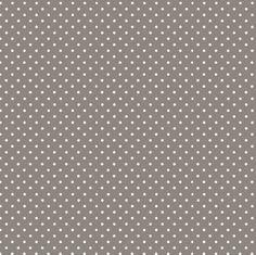 Makower Makower Basics Spot On Grey