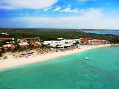 Turquoise waters, white-sand beach, and all-inclusive resort amenities from snorkeling and beach yoga to swim-up bars and a steakhouse—this is the Caribbean Escape you've been seeking.   The Digs At...