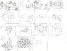 Image result for smurfs animated movie story board Star Wars Clone Wars, Gi Joe, Storyboard, Movie Stars, Smurfs, Animation, Movies, Image, Army