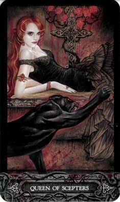 Галерея Tarot of Vampyres (Ian Daniels) – 80 фотографий