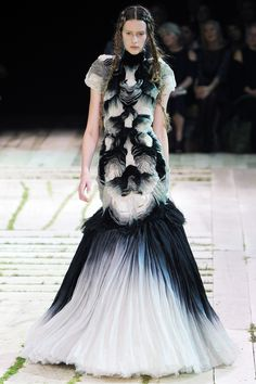 Only a few days left until we go to the exhibition and @vasilinag remembers the amazing Alexander McQueen... http://www.bigfashiontalk.com/2015/04/16-things-you-need-to-know-about.html