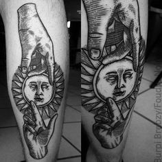 Tattoo by @burpi_brebzy #blackworkers #tattoo #bw #blackwork #blacktattoo