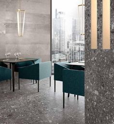 Stone Rocks Porcelain Tile-imitation of Ceppo Di gre