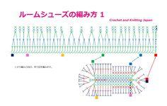 ルームシューズの編み方1-2【かぎ針編み】How to Crochet Room Shoes https://youtu.be/8ul_hCfzczE 暖かいルームシューズを、シンプルな編み方で紹介します。 並太毛糸2本取り、かぎ針は、10/0号 6.0mmを使用。 くさり編み15目の作り目で底を編みました。 長編みの裏引き上げ編み、長編み、細編み、引き抜き編みで編みました。 ルームシューズの底のサイズは、24㎝です。 ●底の編み方は、こちらをご覧ください。 ルームシューズの編み方1-1底【かぎ針編み】How to Crochet Room Shoes https://youtu.be/WmZOOEFOdWc