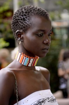 soph-okonedo:    Nykhor Paul attends the IRC's fifth annual GenR Summer Party on July 22, 2015 in New York City