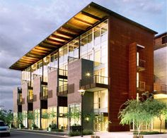 Miller Hull Partnership, Miller Hull, AIA, AIA Arizona, Builder Magazine, Sustainable Building, Green Building, Mixed-Use Sustainable Buildi...