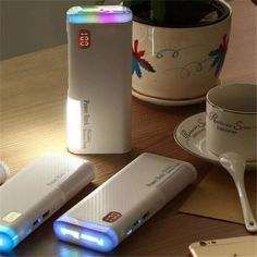 50000mah External Power Bank Backup LCD Dual-USB Battery Charger For Cell Phone #UnbrandedGeneric
