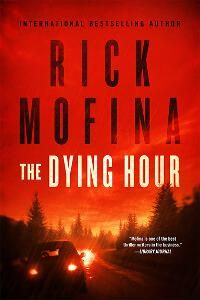 The Dying Hour designed by James T. Egan of Bookfly Design.