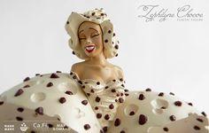 Ознакомьтесь с этим проектом @Behance: «Zephilyne Chocoe plastic figure» https://www.behance.net/gallery/42313847/Zephilyne-Chocoe-plastic-figure