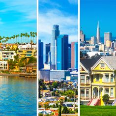 Orange County, Los Angeles and San Francisco were all on Priceline.com's list of Top Travel Hotspots!