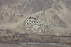 Thikse Gompa, Ladakh. Getty Images.
