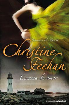 ESTIU-2014 Christine Feehan. Esencia de amor. BUTXACA http://elmeuargus.biblioteques.gencat.cat/record=b1853278~S43*cat http://www.lecturalia.com/libro/80657/esencia-de-amor