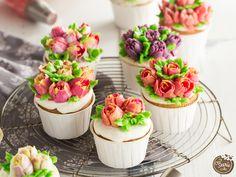 douilles russes féerie cake bouquet