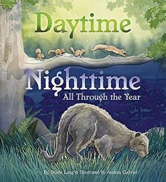 Book, Daytime Nighttime, All Through the Year by Diane Lang (from Amazon)