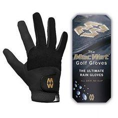 MacWet Glenmiur 1891 Mesh Sports Golf Gloves (Pair) Ladies Small