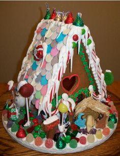 2010 Custom Gingerbread Houses