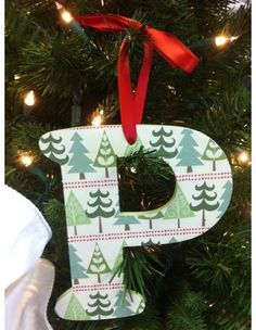 Whimsy Trees Christmas Ornament