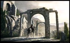 Raphael Lacoste Assassin's Creed concept art