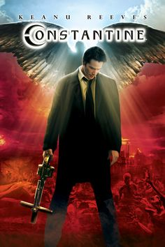 Constantine - Rotten Tomatoes I love Keanu even though his acting is a bit drab; but I particularly liked this one
