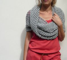 crochet scarff