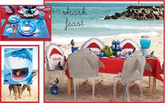 shark party - Google Search