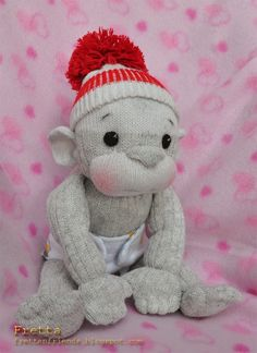Fretta: Yet another Sock Monkey.