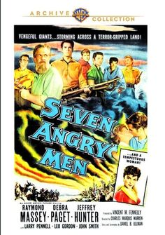 Seven Angry Men - DVD-R (Warner Archive On Demand Region 1) Release Date: Available Now (Amazon U.S.)