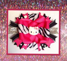 Hello Kitty Bow on Etsy, $8.00