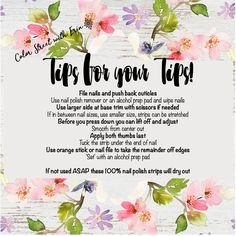 Color Street nail polish strips are 100% nail polish, and are easy to apply.  No heat, no smudging, no waiting for nails to dry!  Join my group to request a sample!