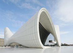 Zaha Hadid Architects | Heydar Aliyev Centre