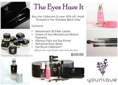 """Felisha Coleman's Younique Virtual Party   Welcome to my Younique Virtual Party! This means that this party is done 100% online! No need to leave your house – let's shop and party """"virtually!"""" So feel free to browse the wonderful Younique cosmetics and remember that when you make a purchase it is helping me reach my party goals! Party on! click here to order   https://www.youniqueproducts.com/verylusciouslashes/"""