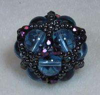 Tutorial : 12-bead Base (beaded bead)