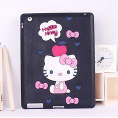 cute hello kitty ipad case
