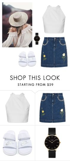 """Untitled #871"" by sofiy112 ❤ liked on Polyvore featuring STELLA McCARTNEY and CLUSE"