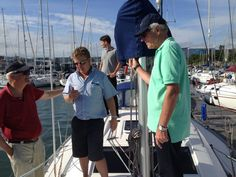 Before giving your crew a safety briefing, it is worth considering the specific circumstances of the planned trip, the experience of the crew and their familiarity with the vessel and each other.