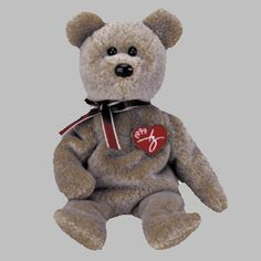 fbd4812abb7 Shop for more plush toys like Ty Beanie Babies 1999 Signature Bear Retired.  Have fun with this collectable Signature Bear New with Tags Check out for  more ...