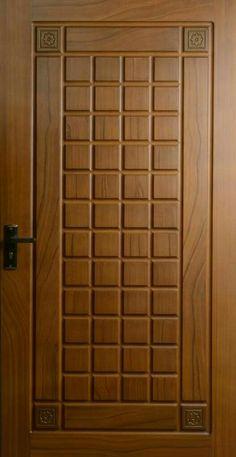 Single Door Design, Wooden Front Door Design, Main Entrance Door Design, Double Door Design, Door Gate Design, Wooden Front Doors, Door Design Interior, Metal Doors, Door Design Images