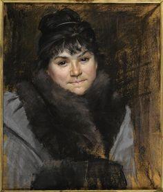 03-003059.jpg (549×650) Bashkirtseff Maria Konstantinovna (1858-1884)  : pastel Hauteur