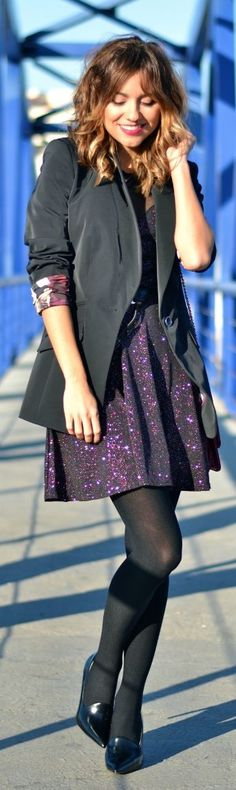 New Year #Dresses: #Dresslux II by Just Coco cute but I would do different shoes