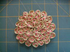 Top 10 Countdown! #5: Ruched Ribbon Flower