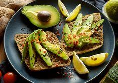 Whole-Day Meals: 15 Healthy and Unique Avocado Recipes