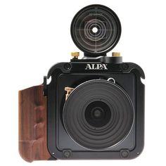 Dezeen » Blog Archive » ALPA 12 TC camera by Estragon