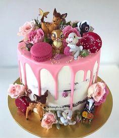 #disneycakes #bambi /monicalovemovies