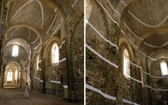 Anamorphic Illusions: Enormous Paintings That Deceive The Eye | Jeannie Huang