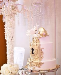 Fairytale cake  princess and the frog