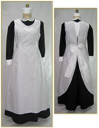apron, Victorian