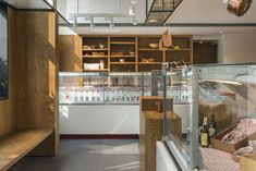 Swiss Butchery: A New Contemporary Space for a Premium Butchery in Shanghai https://www.futuristarchitecture.com/37211-swiss-butchery-new-contemporary-space-premium-butchery-shanghai.html
