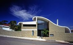 Meares House by Harry Seidler & Associates