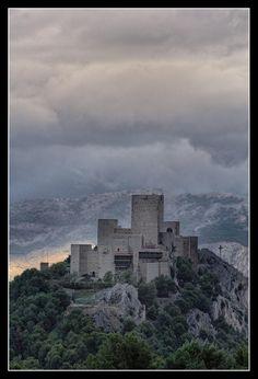 Castillo de Santa Catalina Spain